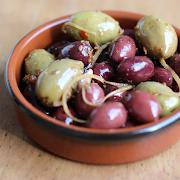 Mixed Marinated Greek Olives