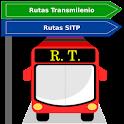 Rutas Transmilenio y SITP icon