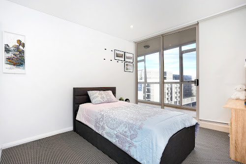 Photo of property at 308/8 Lachlan Street, Waterloo 2017