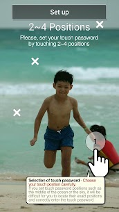 Touch Lock Screen- Easy & strong photo password apk download 4