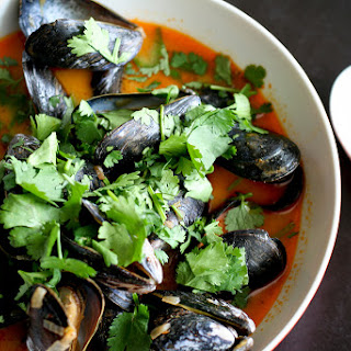 Curry Mussel Soup Recipes