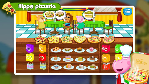 Pizza maker. Cooking for kids apkpoly screenshots 2