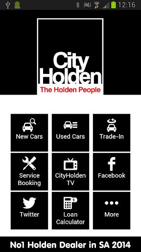 City Holden Adelaide
