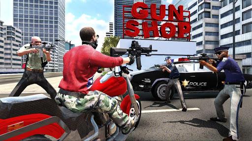 Grand Action Simulator - New York Car Gang  captures d'écran 3