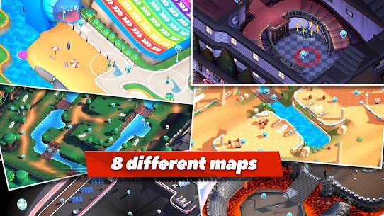 Crash of Cars MOD Apk 1.3.30 (Unlimited Coins/Gems) 3