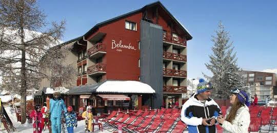 Hotel Belambra L'Orée des Pistes