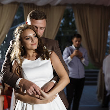 Wedding photographer Darya Kalachik (dashakalachik). Photo of 23.08.2017