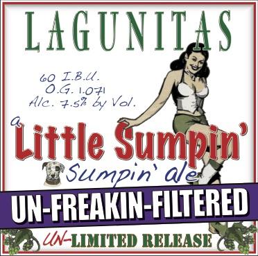 Logo of Lagunitas Un-Filtered Lil Sumpin'