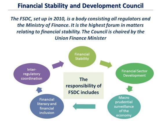 Image result for financial stability and development council