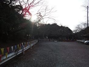 小岐須渓谷 山の家駐車場