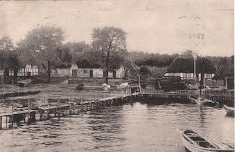 Photo: Dyreborg sandsynligvis omkring 1900
