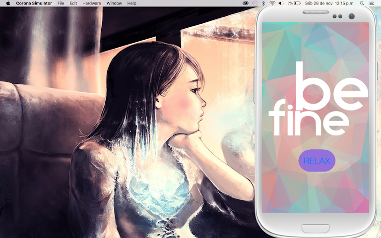 android Be Fine Screenshot 3