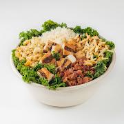 Chicken, Bacon & Kale Salad