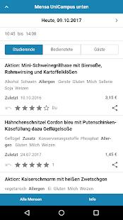 Mensa Magdeburg - náhled