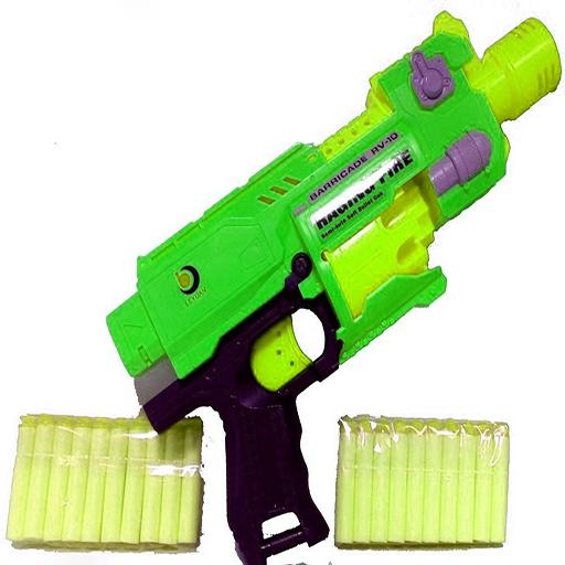 Toys Guns Collection
