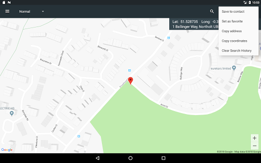 Map Coordinates 4.7.5 screenshots 14