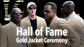Hall of Fame Gold Jacket Ceremony thumbnail