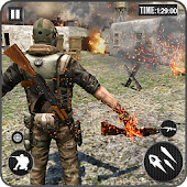 Army Combat Commando Survival Shooter
