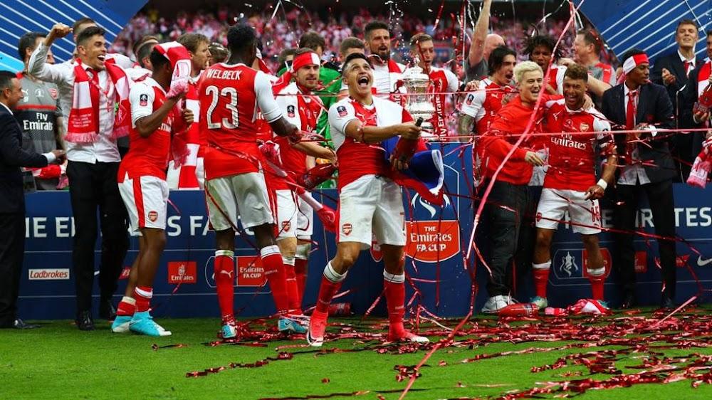 FA to scrap champagne tradition in FA Cup final