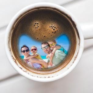 Coffee Cup Photo Frames Editor 4