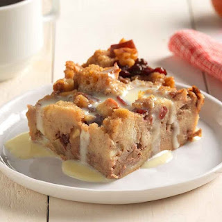 Oven Baked Apple Pudding