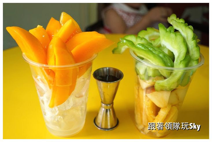 深坑美食推薦-天然美味仙草茶【 北一綠豆沙牛奶 】