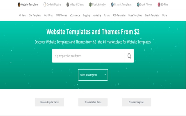 Website Templates - Themes - Plugins
