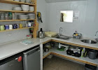 Kitchen in Main Bunkhouse
