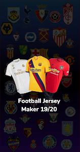 Football Jersey Maker 19/20 1.0.11