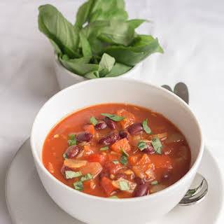 Tomato Soup Kidney Beans Recipes.