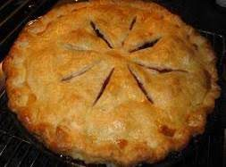Plain Pastry For Two 8 Pie Crust