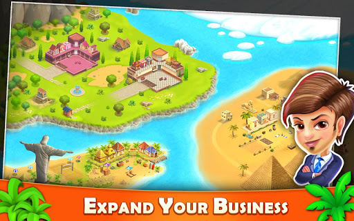 Resort Tycoon - Hotel Simulation Game  {cheat|hack|gameplay|apk mod|resources generator} 3