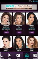 Screenshot of Miss Venezuela