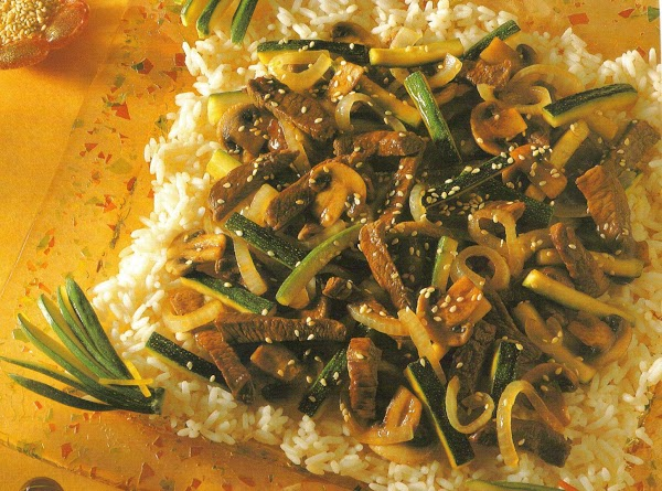 Beef Benihana Recipe