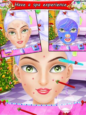 Christmas Makeover 2017 - Makeup Me & Dress Me - screenshot