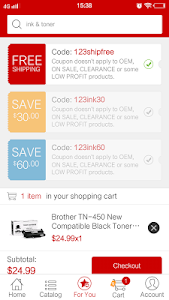 Shopper+ screenshot 1