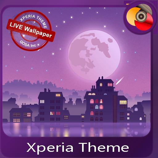 Night | Xperia™ Theme