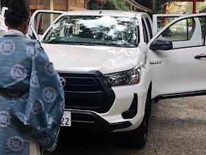 ハイラックス 4WD ピックアップのカスタム事例画像 のぶさんの2020年09月26日15:52の投稿