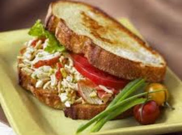 Seafood Sandwiches Recipe