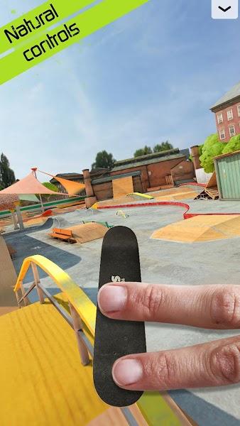 Touchgrind Skate 2 v1.25 [Unlocked]