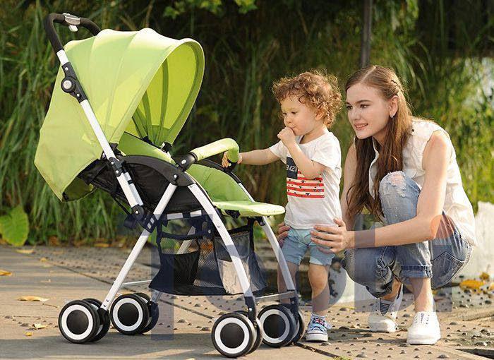 Xe đẩy trẻ em Topbi A08-1 (501B)
