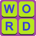 Word Search Game in English 2020 icon