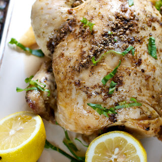 Slow Cooker (Roasted) Chicken