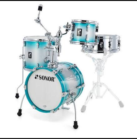 Sonor AQ2 Martini Set - Aqua Silver Burst
