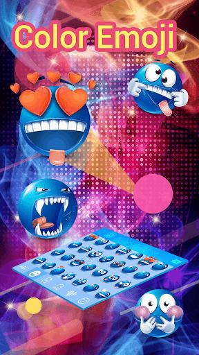 Kika Keyboard Color Emoji Pro