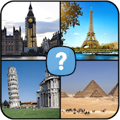 Famous Places Quiz: Monuments & Landmarks Android APK Download Free By Quiz Trivia Apps