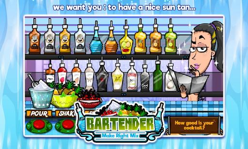 Bartender Perfect Mix  screenshots 1