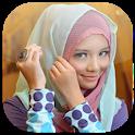 hijab tutorials icon