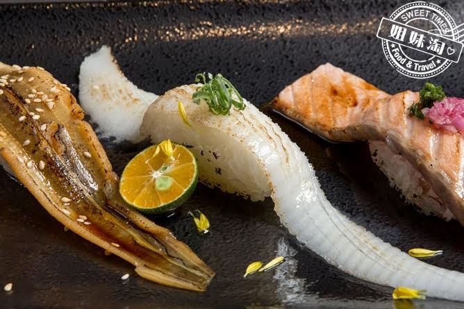 墨吉日本料理司比目魚測緣
