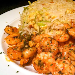 Garlic Shrimps Recipe
